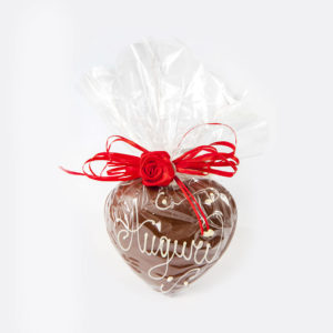San Valentine's heart Milk chocolate