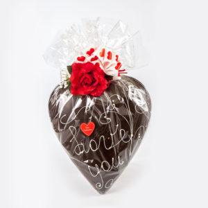 San Valentine's dark heart
